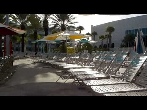 Full Resort Tour!!!!!! Cabana Bay Beach Resort, Orlando, FL