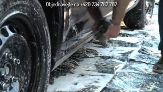 Maxdrive program komplet - Chci tu nejlepší péči pro můj vůz, umýt a vyčistit celé auto.