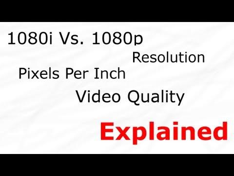 wikipedia 1080i vs 720p resolution
