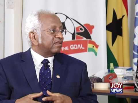 Girmay Haile - Personality Profile on JoyNews (9-6-17)