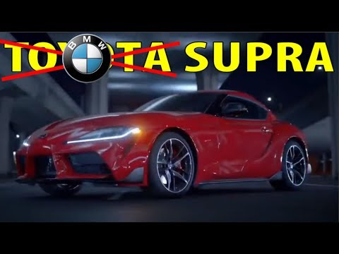 2020 Toyota Supra LEAKED before Detroit Auto Show !!!