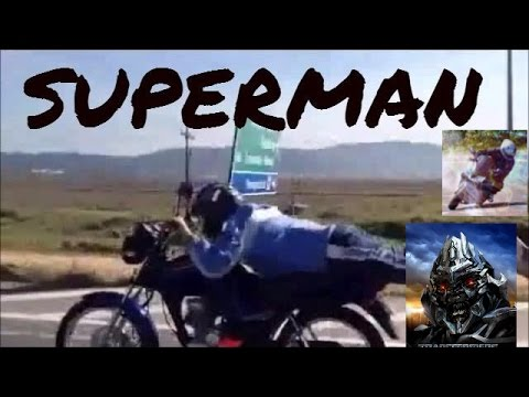 Stunts EPIC Motorcycle, scooter and dirt bike compilation - #9
