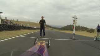 baskerville off street drags cameron marsh   jr dragster