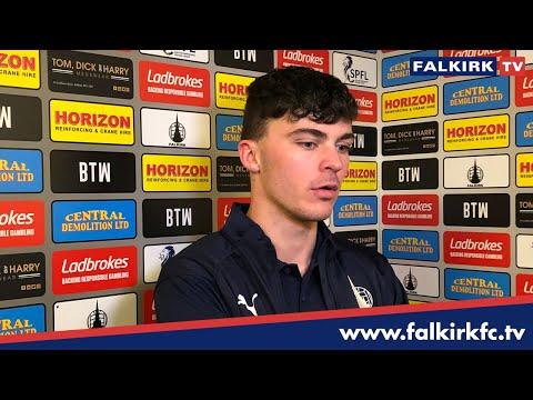 Ciaran McKenna - Post Dundee United