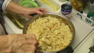 Mattie's Chicken Cornbread Dressing