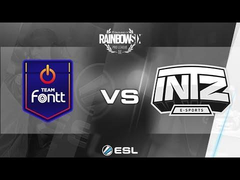 Rainbow Six Pro League - Season 2 - PC - LATAM - Team Fontt vs. INTZ e-Sports - Week 6