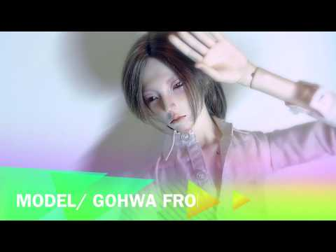 studio naiko bjd face-up for 5th motif gowha