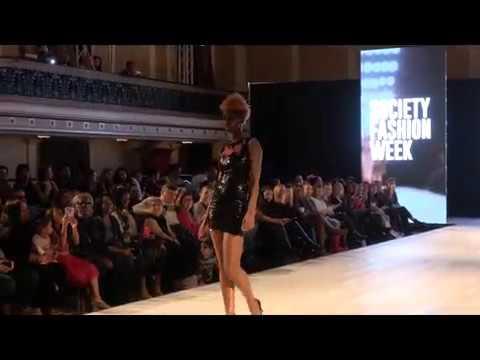 Society Fashion Week FW 18 presents Alexandria Dianna