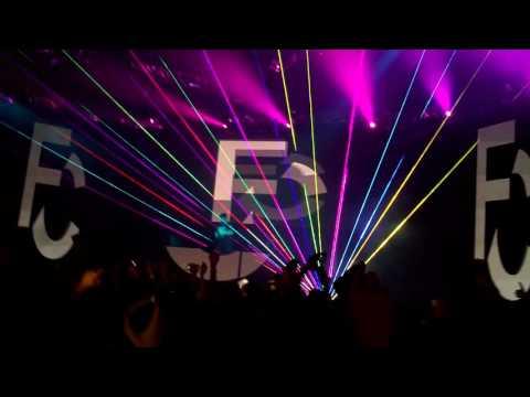 Felix Cartal live at Lights All Night El Paso - 12/31/2016
