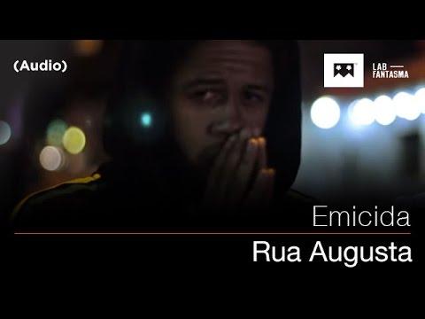 Emicida - Rua Augusta (Audio)