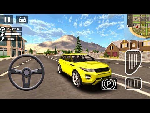 Crime Car Driving Simulator Ep4 - IOS Android gameplay