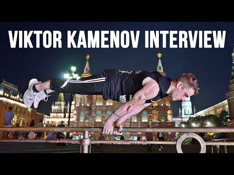 Viktor Kamenov Interview - Training, Nutrition, Advice