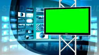 Green Screen Studio 8 Loop