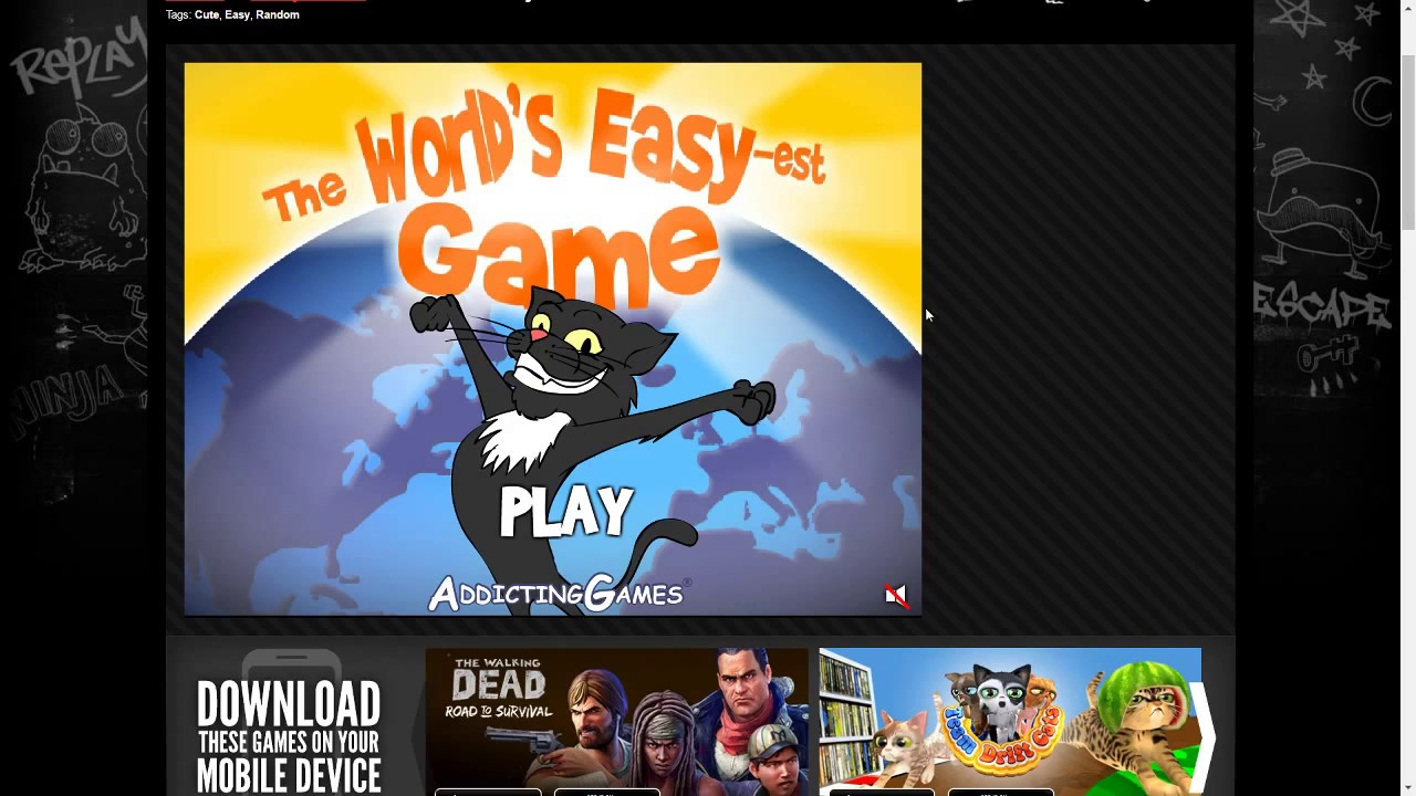 the worlds easiest game download
