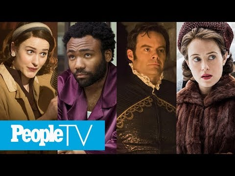 2018 Emmy Nominations With Samira Wiley And Ryan Eggold | PeopleTV