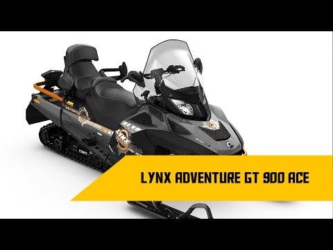 Обзор Lynx Adventure GT 900 ACE