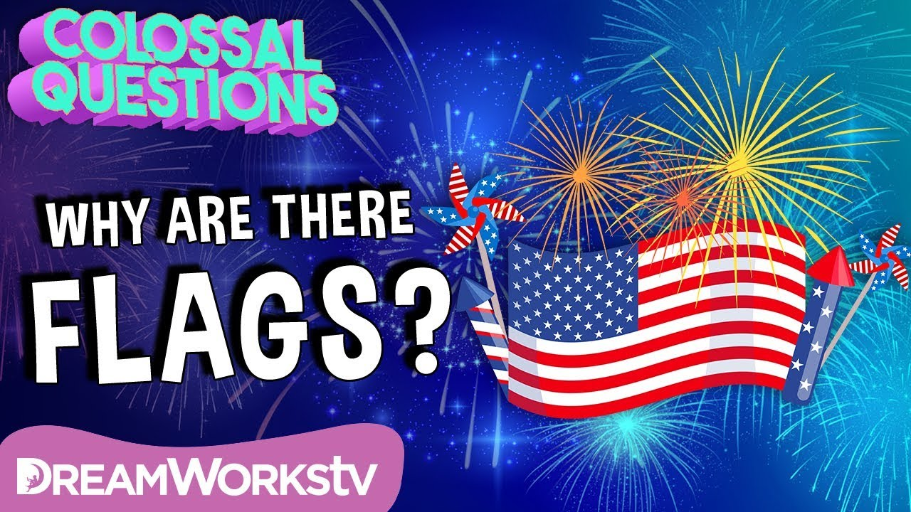 Why Do Countries Have Flags? | COLOSSAL QUESTIONS