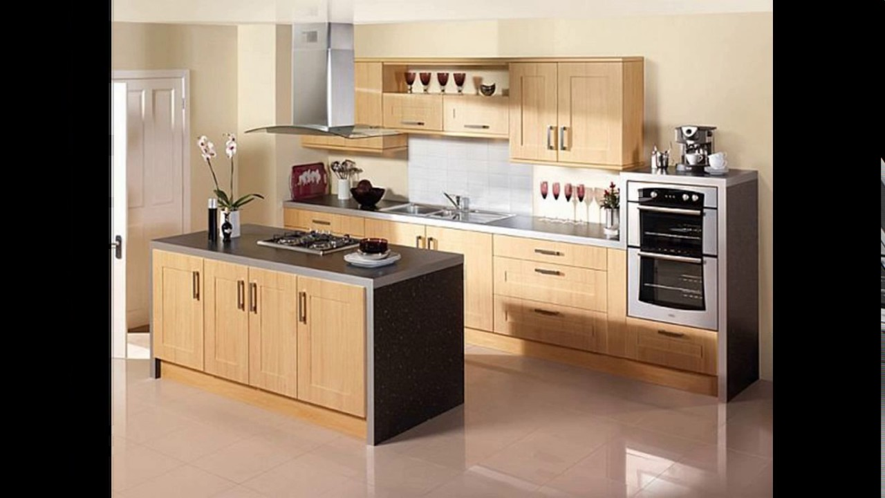 microwave oven in kitchen design - youtube