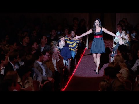 GLEE - Don't Rain On My Parade (Full Performance) HD