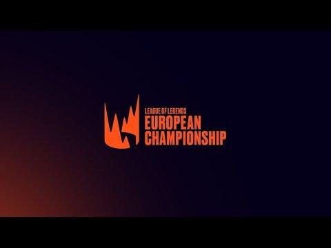 PL League of Legends European Championship Lato 2019  G2 vs FNC  finał  BO5
