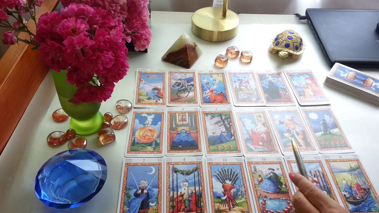 Гадание на картах таро для водолея игра о школе магии