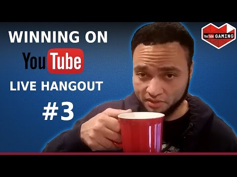 Winning On YouTube - A Winning YouTube Content Strategy - Tips for Gamers - Live Hangout #3