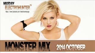 Monster Mix 2014 October mixed by Electrohunter