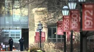 University of Chicago calls off classes over online threat!