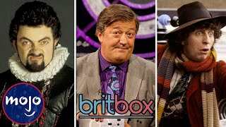 Top 10 Shows on BritBox