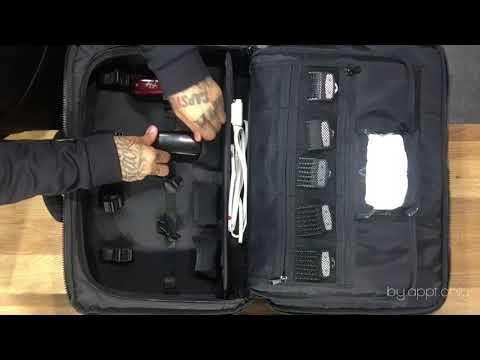 The Barber Backpack / Stylist Backpack