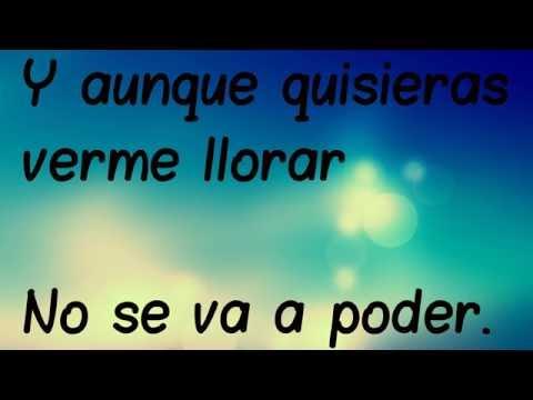 LETRA - Carlos Baute - Amor & Dolor ft Alexis y Fido