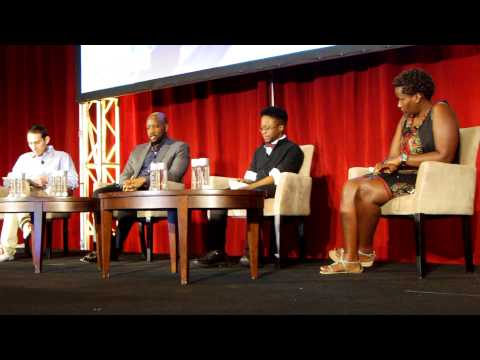 Windy City Times: Amnesty International LGBT Rights panel 4-6-2014, 1 of 3