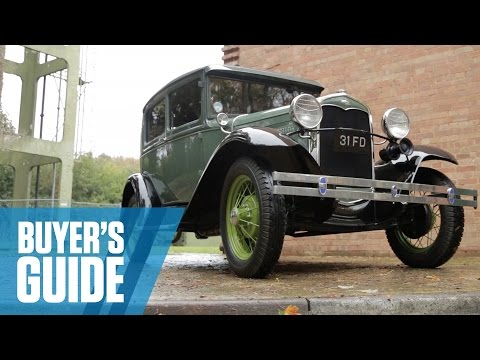 Ford Model A | Buyer's Guide