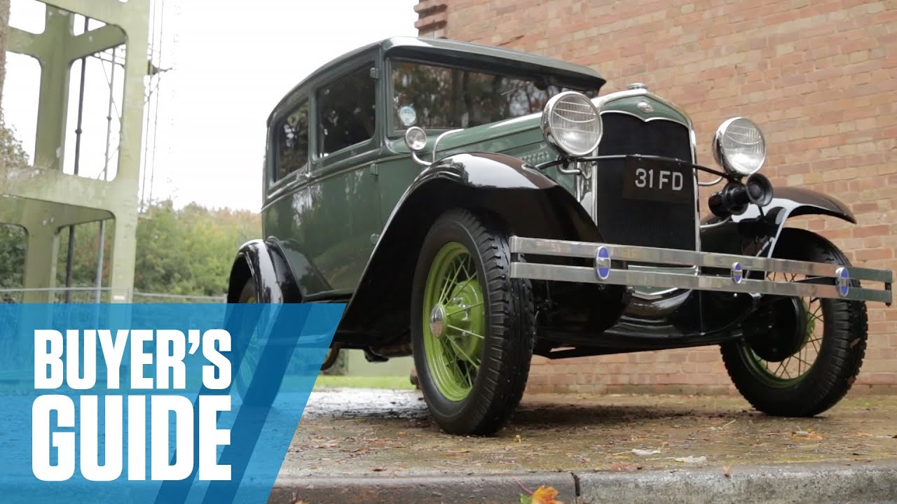 Ford Model A | Buyer\'s Guide - YouTube