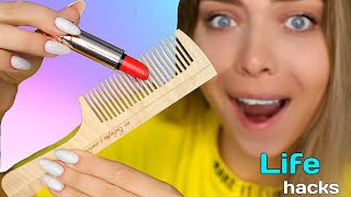 7 ЛАЙФХАКОВ для волос Beauty Life HACKS Tanya StreLove