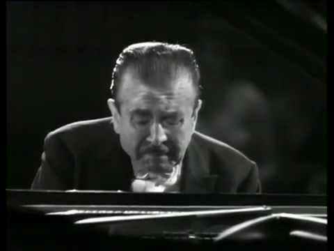 "Claudio Arrau Beethoven ""Moonlight Sonata"" (Full)"