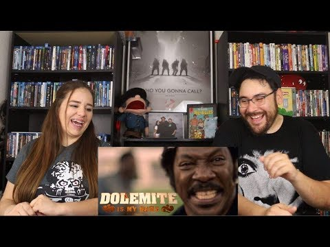 Dolemite Is My Name - Official Trailer Reaction / Review