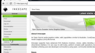 Inkscape for CNC Part 1