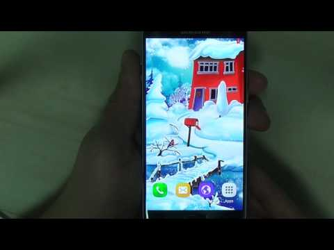 Winter Live Wallpaper For Android Phones And Tablets