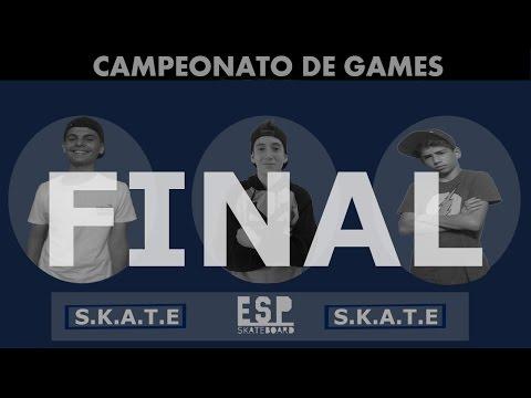 CGESP-  CHAMPIONSHIP FINAL