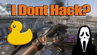 The Legend of RubberDucky - COD: AW - PC Gameplay