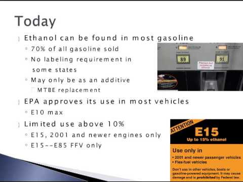 Ethanol and Legacy Engines