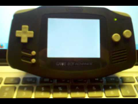 Dealextreme SKU: 24381 GBA Clone Black 2gb (Designer 2.9'' LCD Portable Handheld Console) Issues