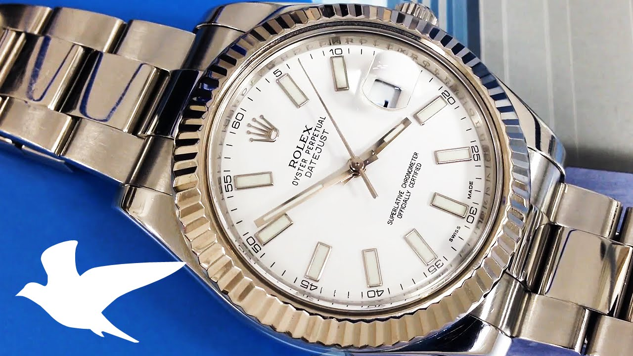 rolex datejust review youtube