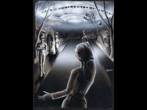 Barry Littleton on The Naked Truth with Kelli Coffee New Bigfoot Pictures & Shocking ECETI Info