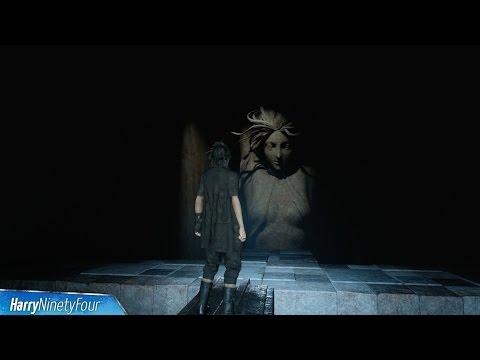 Final Fantasy XV (FFXV) - Pitioss Dungeon Location & Walkthr