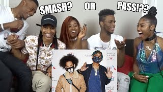 "SMASH or PASS with ""Ar'mon and Trey"" and ""Perfectlaughs"""
