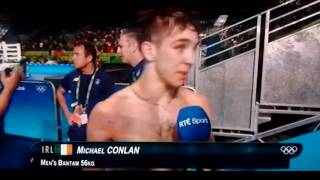 Michael Conlan lets rip after scandalous Olympic judging