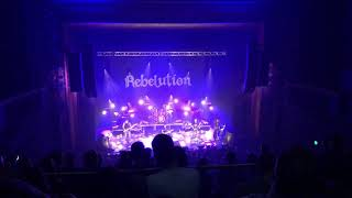 Rebelution - Pretty Lady - New Haven January 13 2018