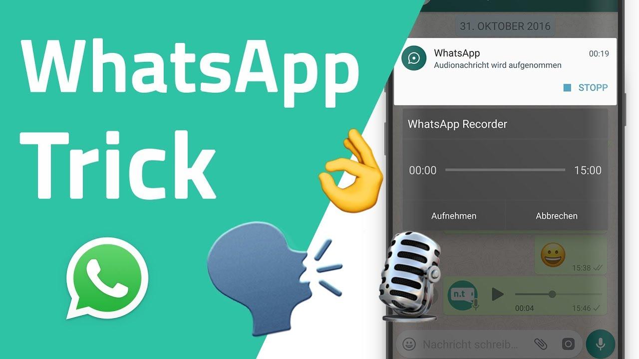 Versteckte Whatsapp Funktion Die Fast Noch Keiner Kennt